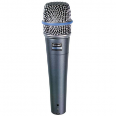 SHURE Beta 57A-X Dynamic Instrument Microphone