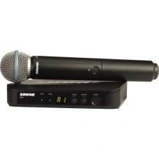 SHURE BLX24A/B58 Handheld Wireless System