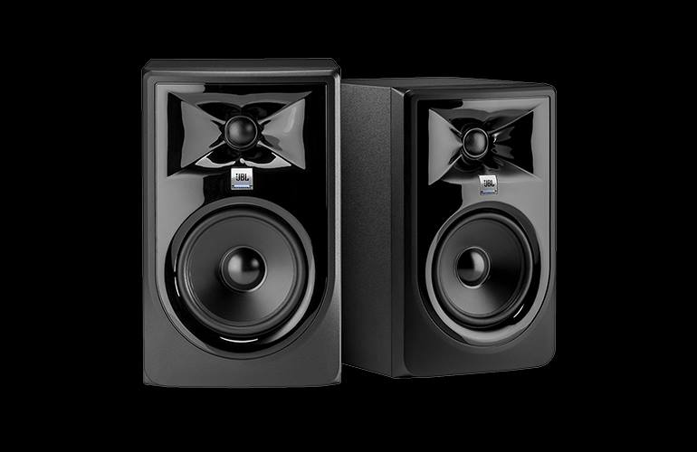 "JBL 306P MkII Powered 6"" Two-Way Studio Monitor (Per Piece)"
