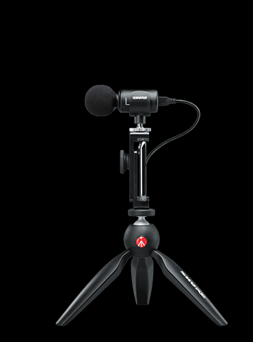 SHURE MV88+Video Kit