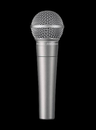 SHURE SM58®50th Anniversary Edition Microphone