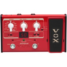 Vox Stomplab 2B Bass Effects Pedal
